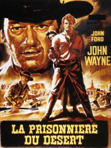 la prisonnire du dŽsert the searchers 1956 rŽal : John Ford Collection Christophel